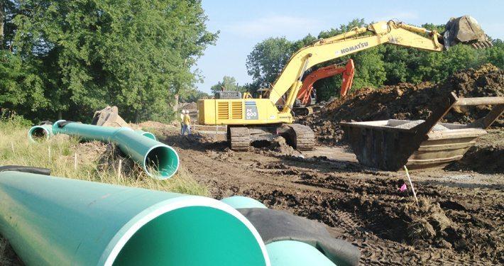 Development Services - Twin Creeks Project