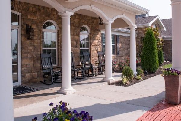 Hunt Midwest Seniors Housing Development - Benton House of Blue Springs