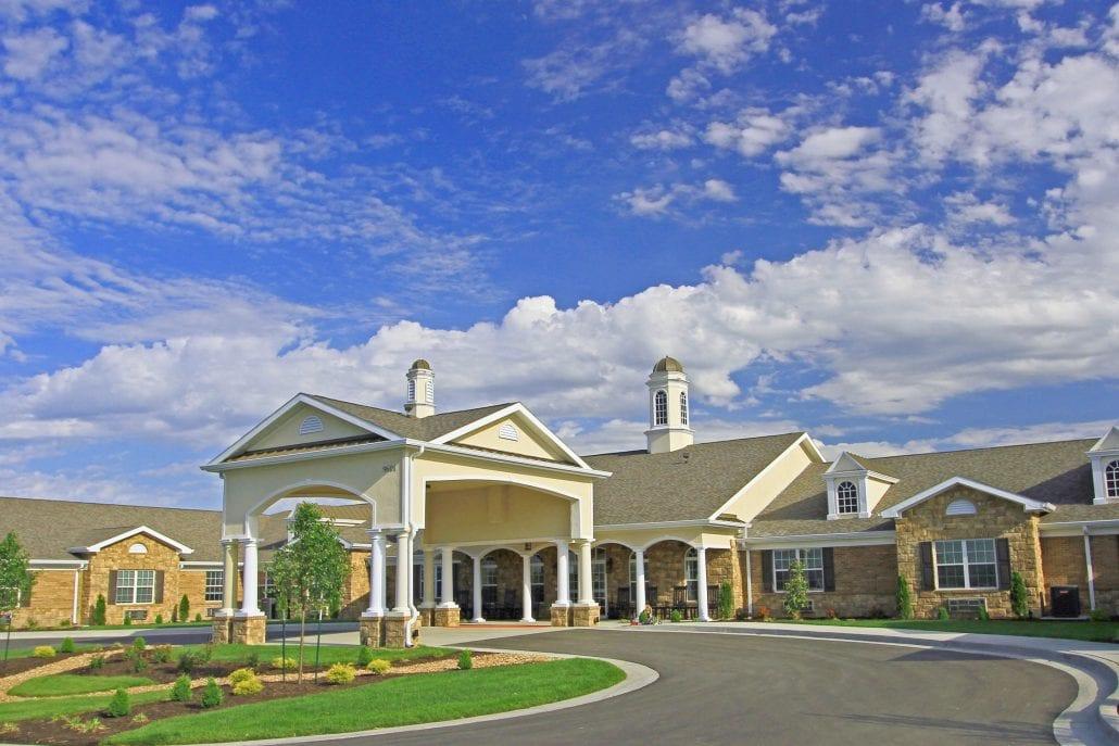 Hunt Midwest Senior Housing Development - Benton House of Olathe