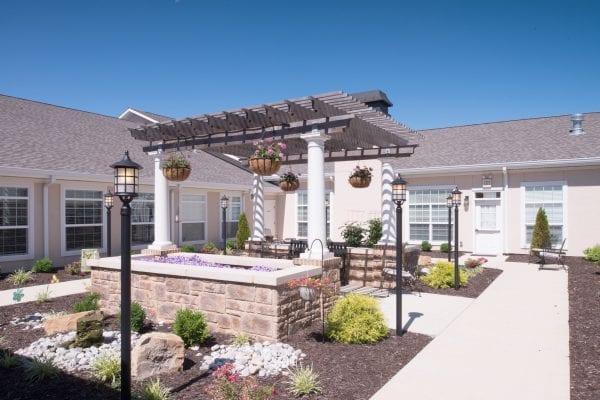 Hunt Midwest Seniors Housing Development - Benton House of Staley Hills