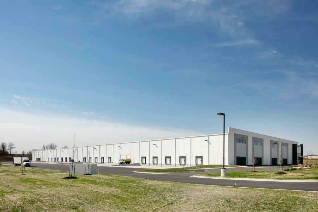 HMBC Logistics IV - Hunt Midwest Business Center