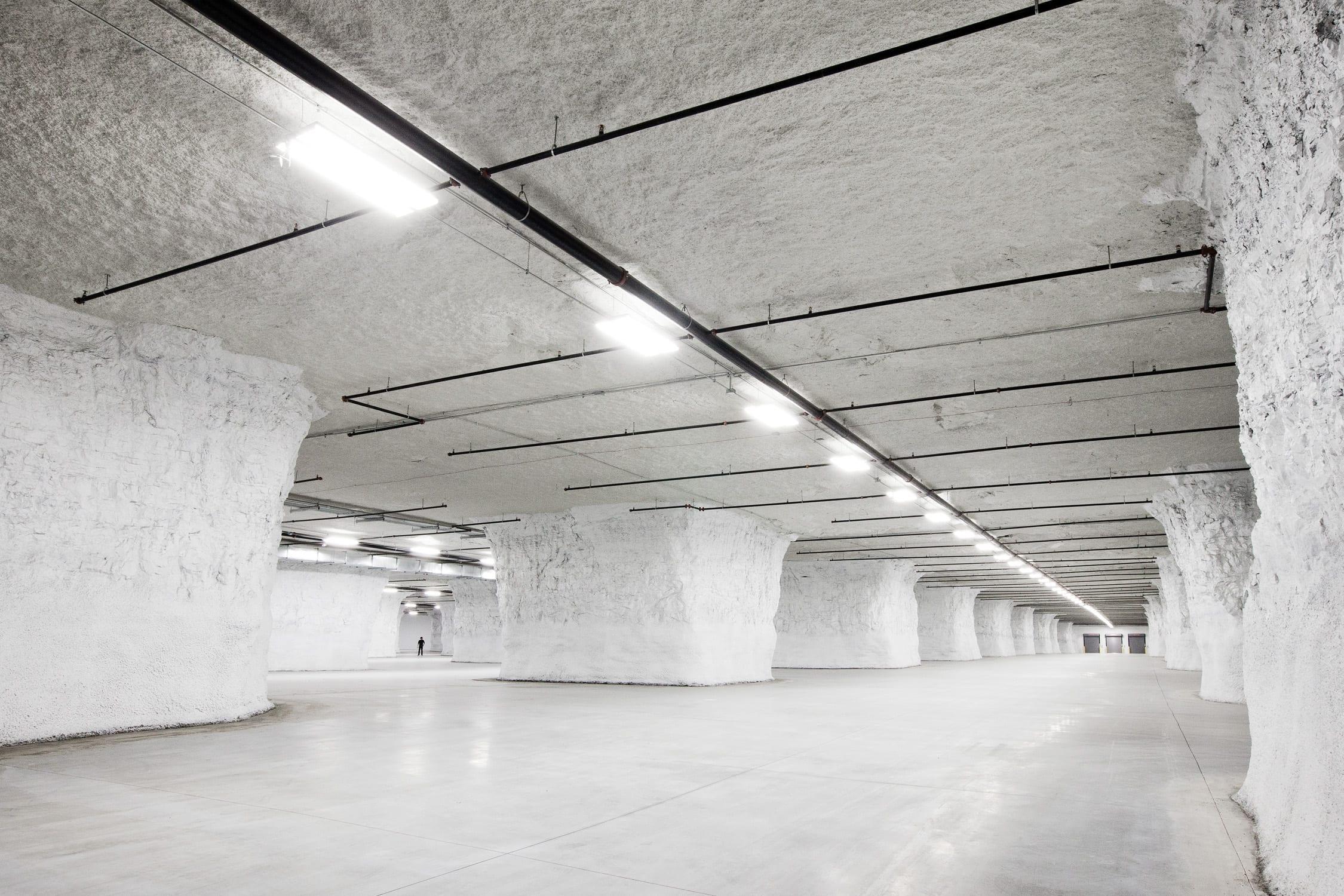 Industrial Development - SubTropolis - The world's largest underground business complex.