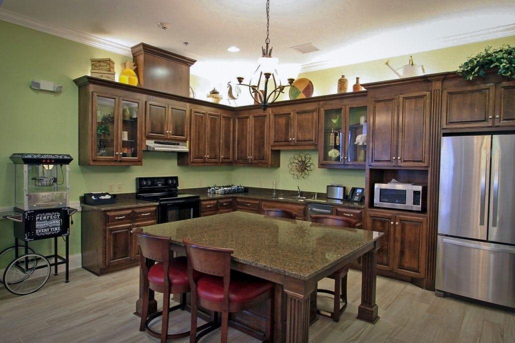 Hunt Midwest Senior Housing Development - Benton House of Staley Hills