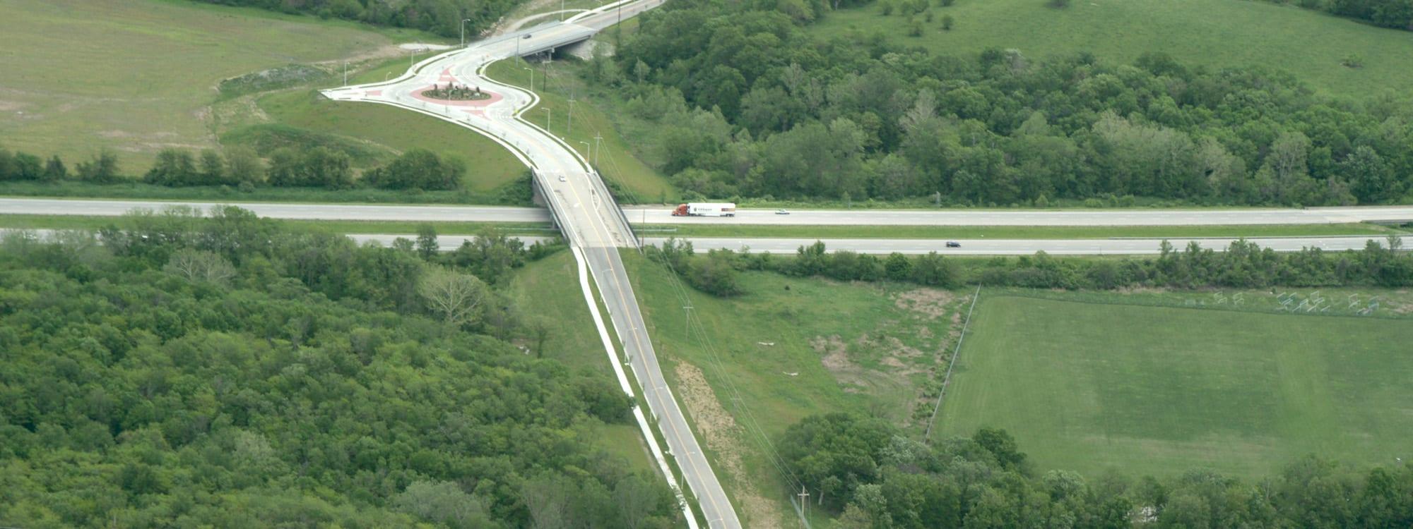 Hunt Midwest Development Services - Infrastructure Services - Soccer Drive Improvement