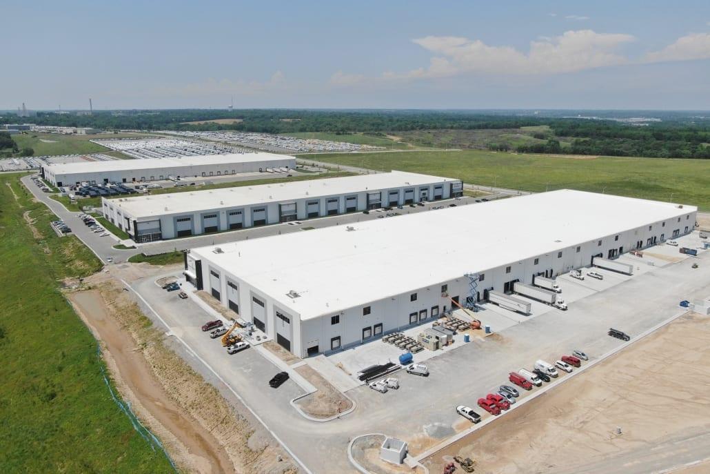 HMBC Logistics III - Hunt Midwest Business Center