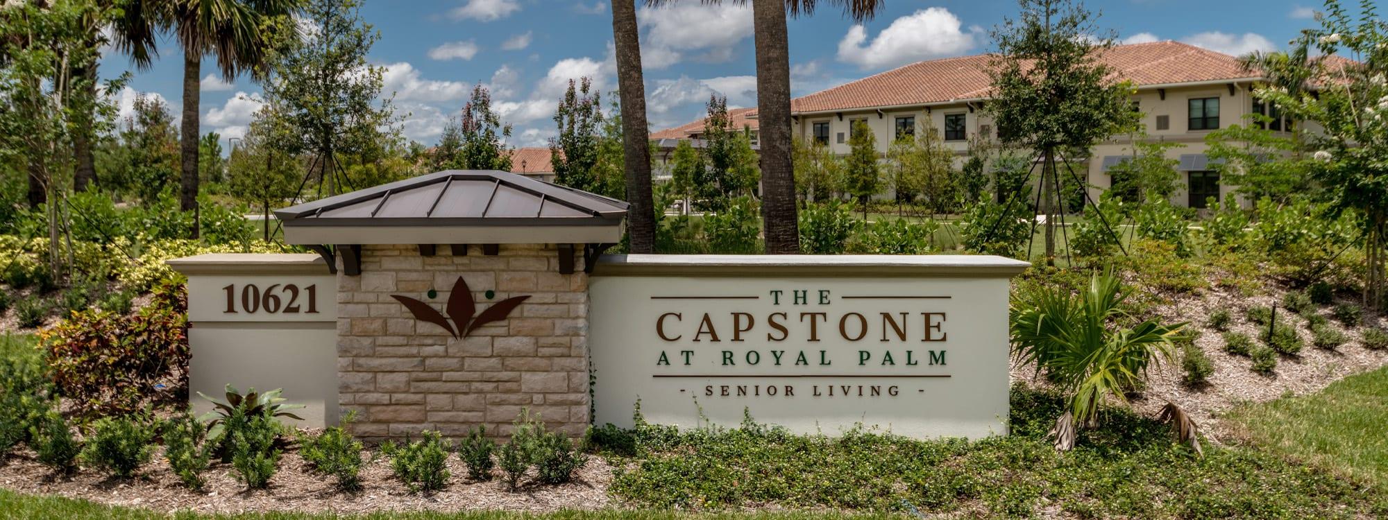 Hunt Midwest Senior Housing Development - Capstone at Royal Palm Beach