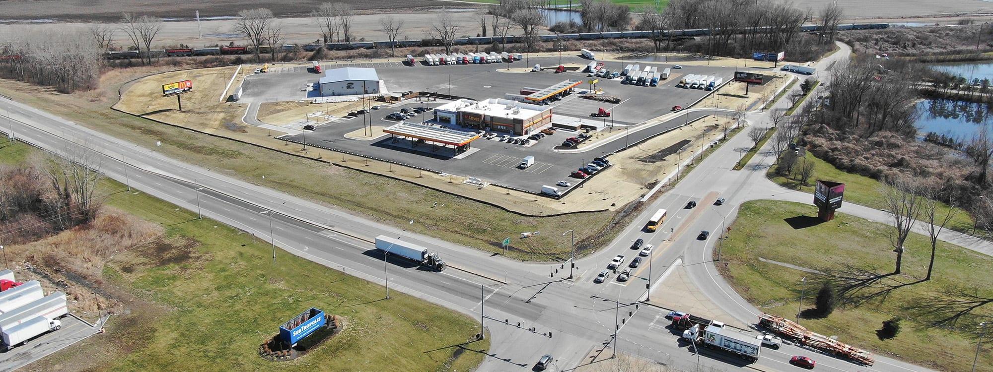 Hunt Midwest Industrial Real Estate - 210 Commerce Center
